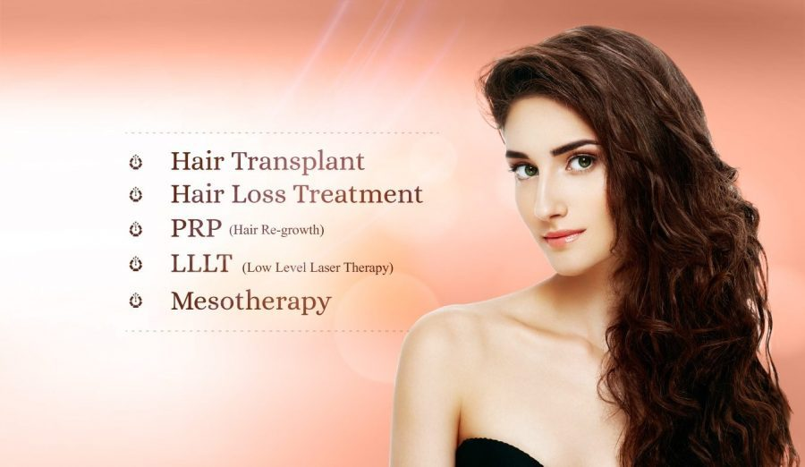 Female Hair Thinning