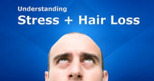 how to regrow hair after stress